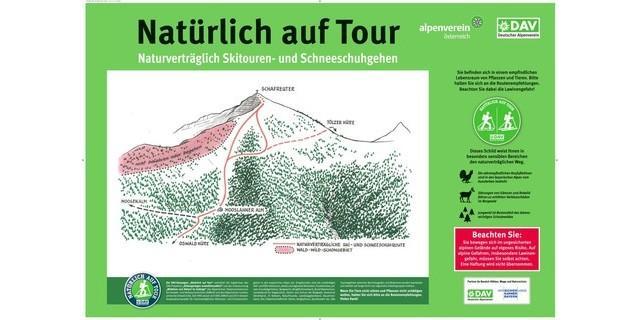 Natürlich auf Tour: Schafreuter