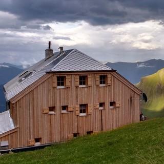 Gleiwitzer Hütte, Foto: DAV/ Sebastian Stoib