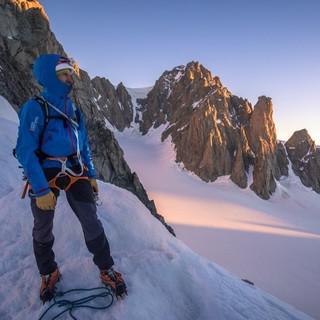 Die Bergführerausbildung ist teuer - aber auf becoming-guide.de könnt ihr drei Stipendien für die Eignungstests gewinnen! Foto: Silvan Metz
