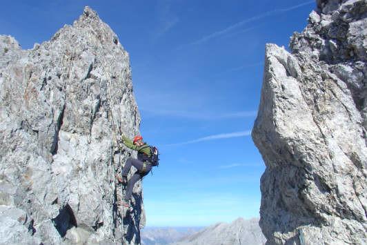 Klettersteigset Anlegen Bremsseil : Rückrufaktion von klettersteigsets viele weisen