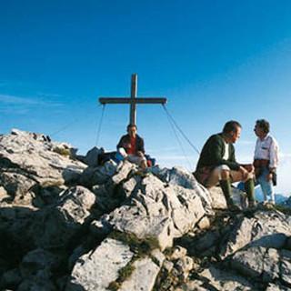 Wandern in Liechtenstein. Foto: LiechtensteinTourismus