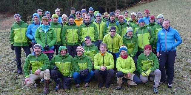 Lehrteam Bergsteigen 2015