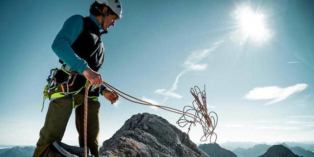 Ein Wurf in die Zukunft ist notwendig, Foto: DAV/Hans Herbig