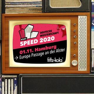 Die Deutsche Meisterschaft Speed wird komplett als Livestream übertragen.