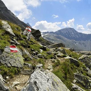 Bergpodcast Tauernhoehenweg