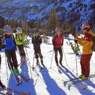 Bergführer Michi Bückers gibt Tipps zum ökonomischen Gehen