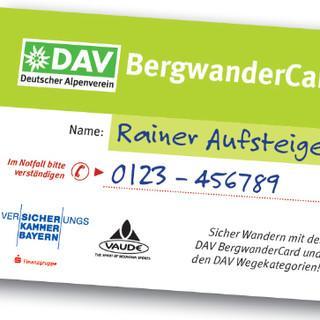 BergwanderCard