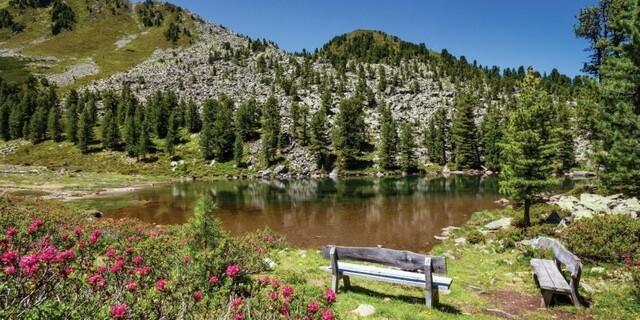 Traumhafte Sommer - Einsamkeit und Stille in Kühtai, Foto: Innsbruck Tourismus