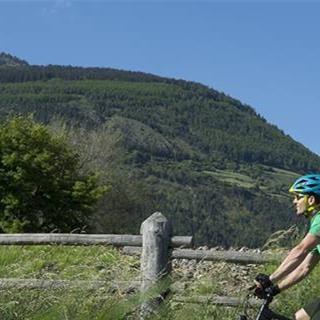 Radfahren im Vinschgau, Foto: www.vinschgau.net