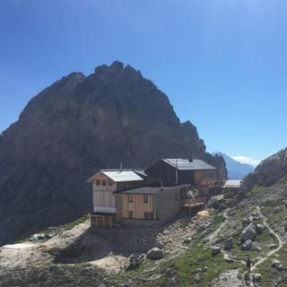 In den Leoganger Steinbergen: die Passauer Hütte, Foto: DAV-Archiv