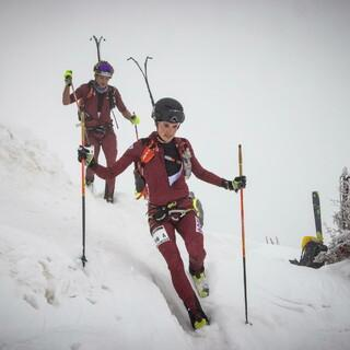 Marc Dürr und Stefan Knopf bei der Langdistanz-Team-WM - Foto: Maurzio Torri