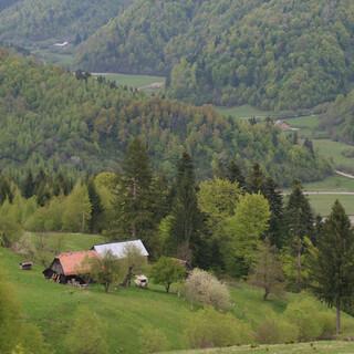 Das Barsa-Tal ist ein beliebtes Ziel für Wanderer. Foto: Win Schumacher, weltwege.de