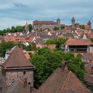 Nürnberger Altstadt, Foto: Christine Dierenbach, Congress- und Tourismus-Zentrale Nürnberg