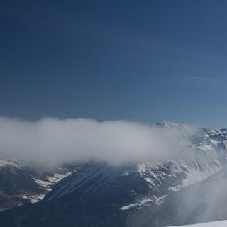Aufstieg zur Seebodenspitze - Auftakt zum Vergnügen: von der Haideralm zur Seebodenspitze