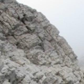 Blick beim Abstieg vom Biberkopf, Allgäu, Deutschland