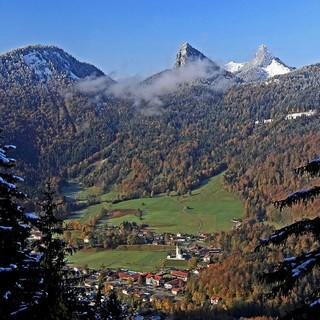 Bald Bergsteigerdorf: Kreuth. Foto: TI Kreuth