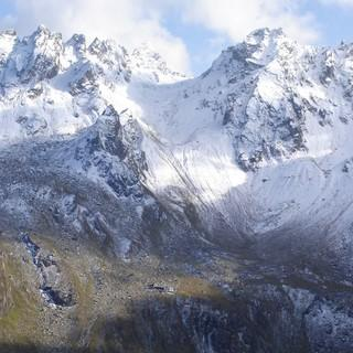 Tübinger Hütte in der atemberaubenden Szenerie der Silvretta, Foto: DAV-Archiv