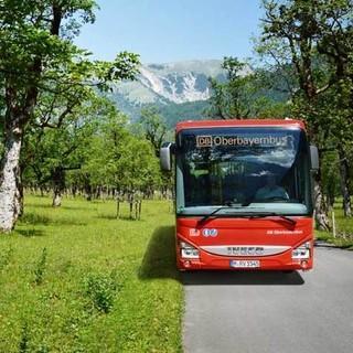Bergsteigerbus-Karwendel