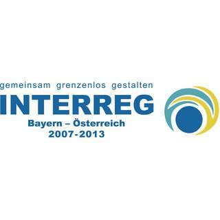 Logo INTERREG Slogan