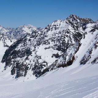 Der Linke Fernerkogel in den Ötztaler Alpen soll mit einer Seilbahn erschlossen werden, Foto: Tobias Hipp