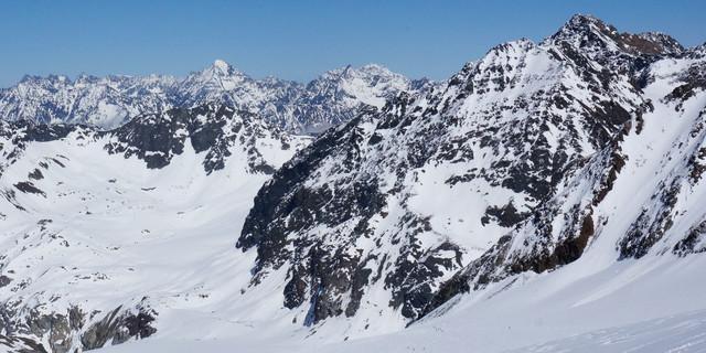 Die Gletscherflächen rund um den Linken Fernerkogel sollen erschlossen werden. Foto: T. Hipp