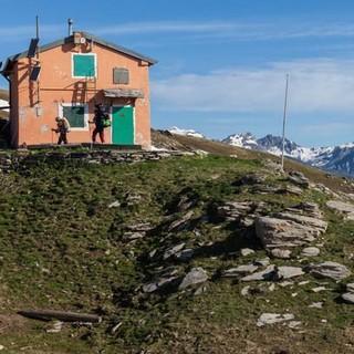 Auf dem Rif. San Remo, Liguriens höchstgelegene Hütte, macht das Aufwachen Freude. Foto: Ingo Röger