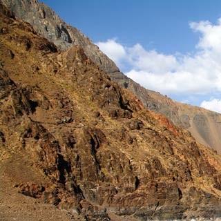 Lac d'Ifni - Wo Wasser Leben heißt: Der Lac d'Ifni ist der einzige See im Nationalpark.