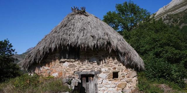 Vorlage für das Emblem des Naturparks – Teito im Valle Saliencia. Foto: Antes & Antes