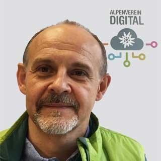"""Federführend beim Projekt """"Alpenverein Digital"""": Kalle Kubatschka, Foto: DAV"""