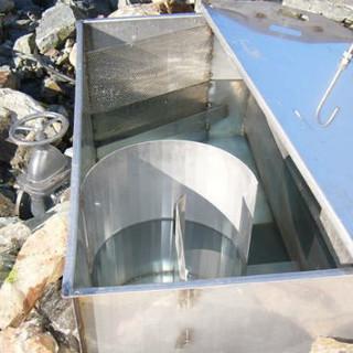Klostertaler-Umwelthütte-Wasserfassung