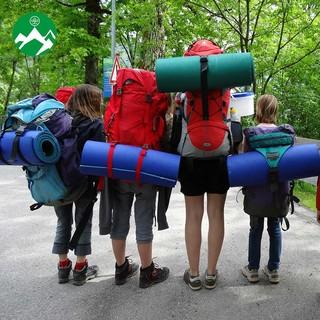 Kinder auf Tour im Jugendkurs, Foto: JDAV/Lena Behrendes