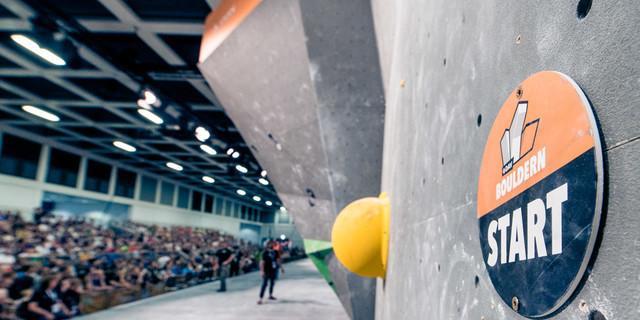 Deutsche Meisterschaft Bouldern 2017 - Berlin