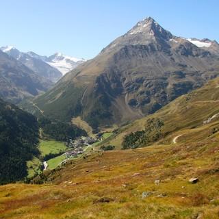 Das Bergsteigerdorf Vent im Ötztal (Foto: Alpenverein.at/Hannes Schlosser)