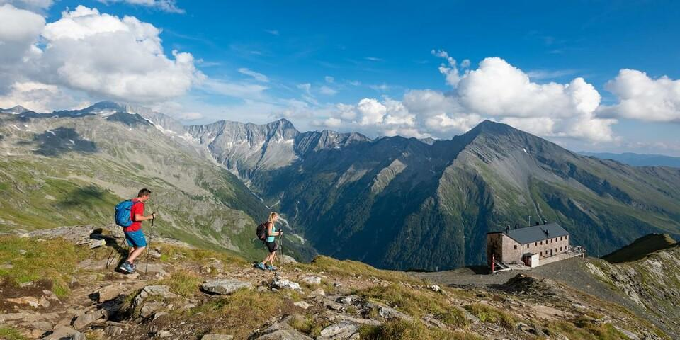 Wandern auf dem Tauernhöhenweg, Foto: DAV/Franz Gerdl