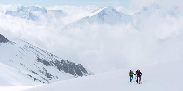 Aufstieg zur Sustenlimi. Foto: Folkert Lenz