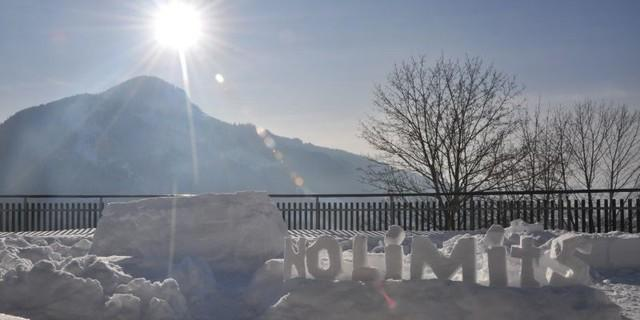 Winter in der Jubi mit No Limits&#x3B; Foto: Jubiarchiv