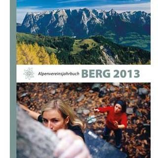 Alpenvereinsjahrbuch Berg 2013