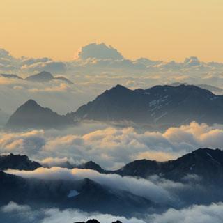 Bergkämme der Dauphiné - Träume – und lebe sie! Die Berge bieten Dir noch so viel Raum…