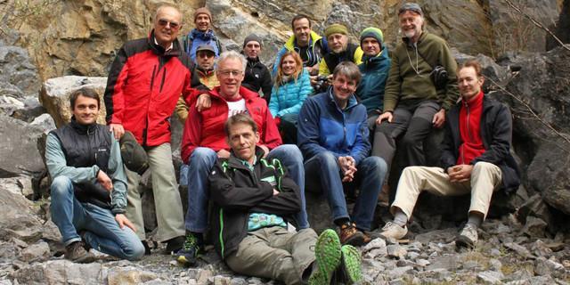 Kommission Klettern und Naturschutz, Foto: DAV/S.Reich
