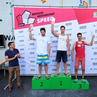 Deutsche Meisterschaft Speed 2017