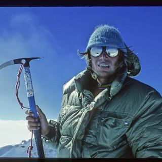 Reinhard Karl; Foto: DAV/Archiv