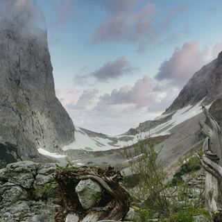 Österreich strotzt vor verwunschenen Orten, wie hier am Ellmauer Tor im Kaisergebirge. Foto: Pixabay/Werner Longerich