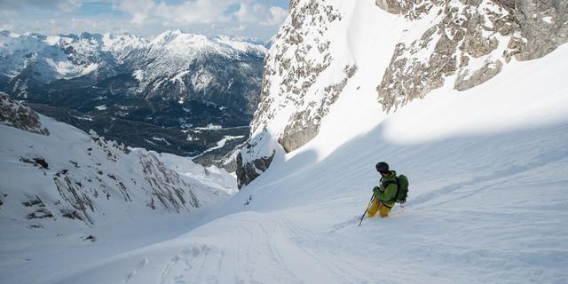 Impressionen: Skitouren im Ehrwalder Becken