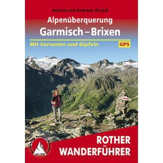 Andrea und Andreas Strauß, Alpenüberquerung Garmisch-Brixen