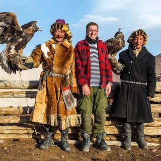 Begegnungen mit einer faszinierenden Kultur, Foto: Frank Riedinger