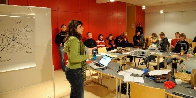 Seminar für Ehrenamtliche im DAV, Foto: DAV