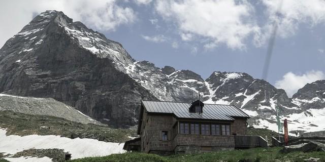 Die Geraer Hütte, Bildrechte: Marcel Dambon