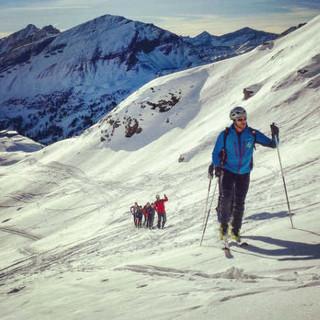 Traumwetter in Obertauern beim Camp 2015