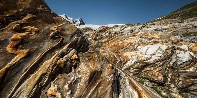 Gletscherschliff Innergschlöss, Osttirol. Foto: Heinz Zak