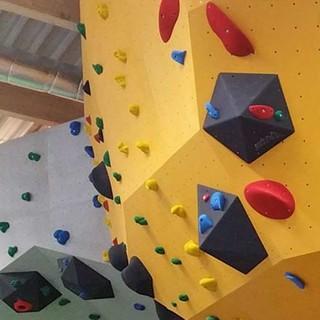 Das neue Kletterzentrum bietet bis zu 100 Routen. Foto: Kletterzentrum OWL